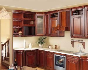 Чем отмыть жир с кухонной мебели?