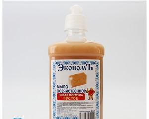 Жидкое хозяйственное мыло и способы его приготовления