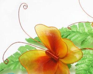 Цветы из колготок своими руками — мастер-класс