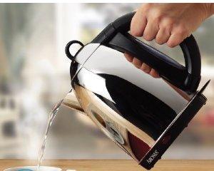 Чем заклеить электрический чайник?