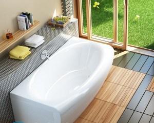 Чем чистить акриловую ванну в домашних условиях?