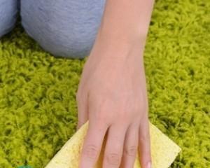 Как очистить ковер в домашних условиях? Сода, уксус, порошок