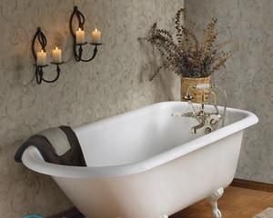 Как отремонтировать ванну чугунную?