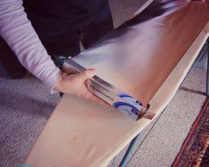 Чехол на гладильную доску своими руками