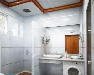 Дизайн ванной 2,5 кв. м