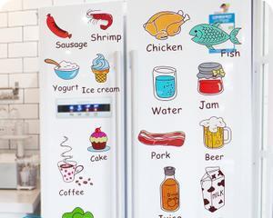 Как убрать наклейки с холодильника?