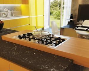 Как очистить ручки газовой плиты?