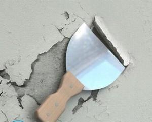 Как убрать старую краску со стен?
