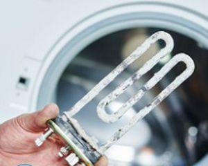 Как удалить накипь в стиральной машине?