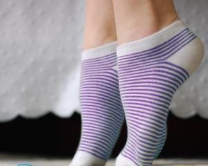 Как сшить носки?