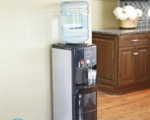 Устройство кулера для воды