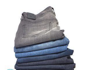 Как укоротить брюки в домашних условиях?