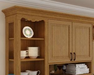 На какой высоте от столешницы вешать кухонные шкафы?