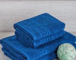 Как отстирать махровые полотенца застиранные?