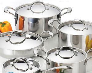 Как почистить посуду из нержавейки в домашних условиях?
