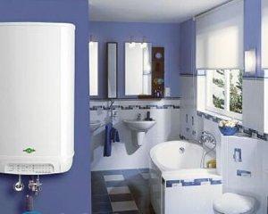 Как установить проточный водонагреватель?