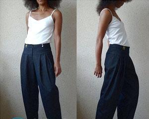 Как подобрать брюки?