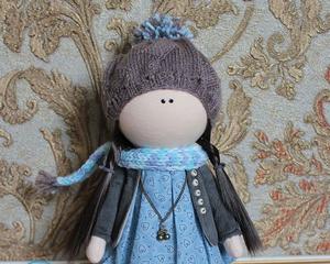 Одежда для интерьерных кукол своими руками