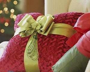 Декоративные подушки-буфы своими руками — мастер-класс, схемы