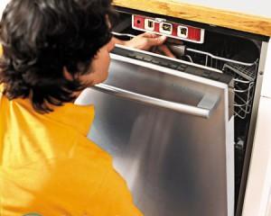 Посудомоечная машина Bosch не включается