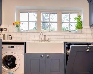 Где лучше установить стиральную машинку — на кухне или в ванной?