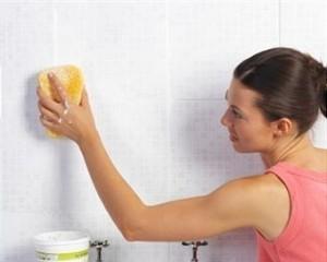 Как убрать плесень на стенах в квартире