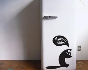 Покрасить холодильник своими руками