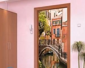 Пленка на дверь