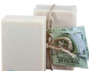 Какое детское мыло лучше для новорожденных?