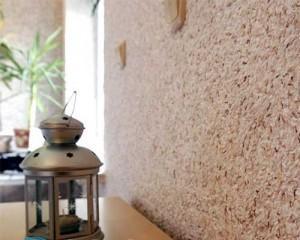 Рисунки жидкими обоями — декорируем стены своими руками
