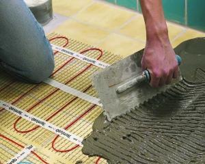 Как выбрать теплый пол под плитку?