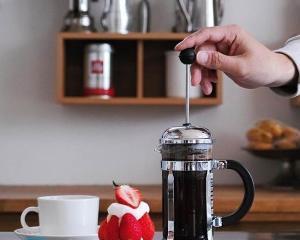Как заварить кофе в френч-прессе?