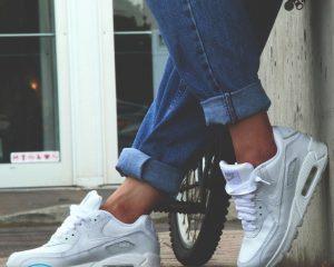 Как ухаживать за кроссовками?