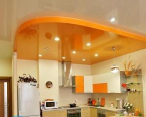 Чем покрасить потолок на кухне?