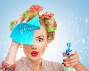 Как мыть окна с нашатырным спиртом