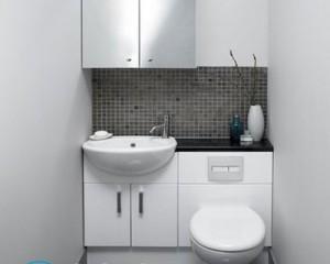 Ремонт в ванной комнате, совмещенной с туалетом, своими руками