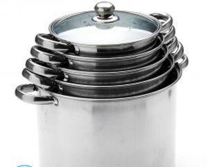 Как почистить алюминиевые кастрюли в домашних условиях?