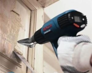 Как снять краску с деревянной поверхности?
