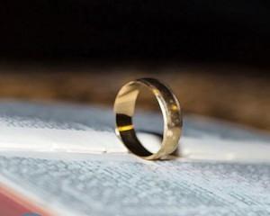 Что делать, если потерял обручальное кольцо?