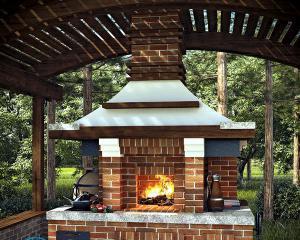 Железный камин своими руками для вашего дома или дачи