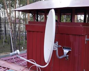 Настройка антенны Триколор ТВ