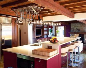 Какую люстру выбрать на кухню?