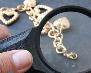 Как проверить золото на подлинность в домашних условиях?
