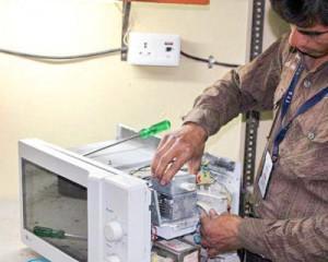 Ремонт микроволновок на дому