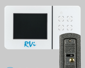 Видеодомофон — схема подключения