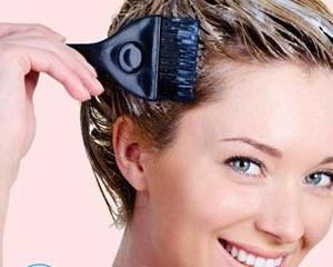 Чем отмыть краску для волос с кожи?