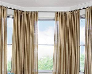 Дизайн штор и гардин — оформление окон