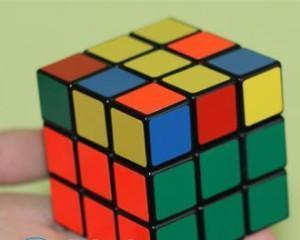 Как собрать кубик рубик для чайников?