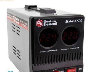 Стабилизатор  напряжения для газового котла — как выбрать?
