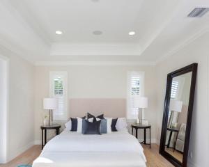 Спальня 11 метров — как расставить мебель?